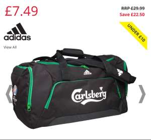 adidas Mens Euro 2016 Carlsberg Medium Team Bag Black £11.99 delivered @ M&M Direct