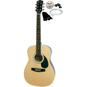 Maestro by Gibson. Full size acoustic guitar at Argos for £99