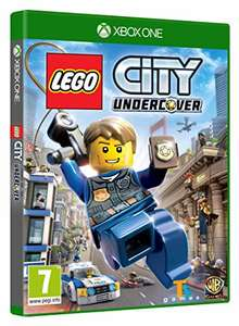 Lego city undercover Xb1/Ps4 (51p extra)@ Amazon for £18.13 (+ £1.99 Delivery if not prime member)