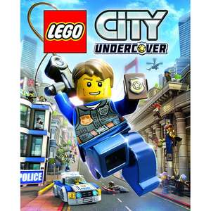 Toys R Us Xbox One / PS4 Lego City Undercover £19.96