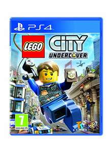 LEGO City Undercover (PS4) at Base.com for £18.85