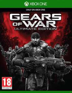 [Xbox One] Gears of War: Ultimate Edition - £4.99 (Pre-Owned) - Grainger Games