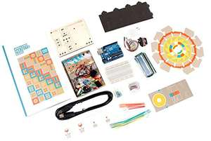 Arduino Starter Kit with UNO Board - was £97.84 Now £35.56 @ Amazon (Prime Exclusive)