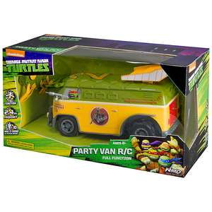 Nikko Teenage Mutant Ninja Turtles RC Party Van now £14.99 @ John lewis (+£2 C&C)