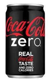 Free taste of Coke Zero and free 500ml voucher for another bottle