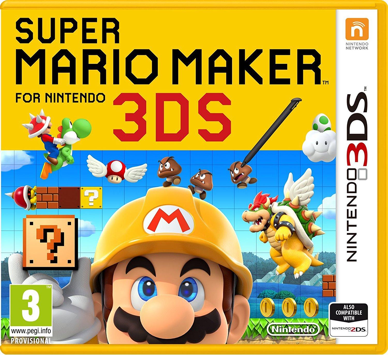 Super Mario Maker 3DS £18.99 @ Base