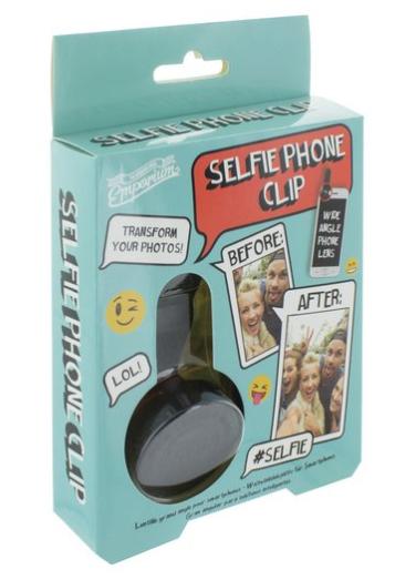 Selfie Clip £4.99 @ argos was £9.99