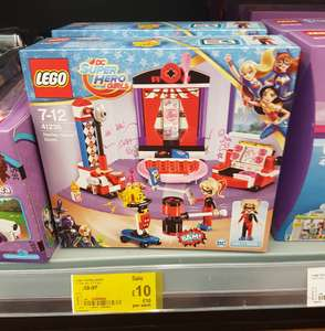 LEGO DC Super Hero Girls Harley Quinn Dorm - 41236, £10 at Asda in store
