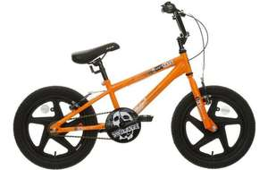 "Upto 50% Off Selected Kids Bikes @ Halfords eg Indi Shockwave Kids 16"" BMX Bike was £160 now £80 / Indi Frogster Kids Bike - 12"" was £120 now £60 (+ multibuy offer & more in OP)"