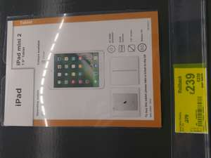 iPad mini space grey £239 instore @ Asda Radcliffe