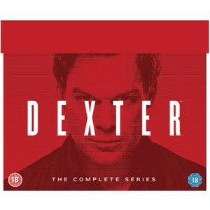 Dexter Complete 1-8 £26.99 @ Zavvi