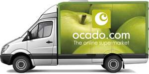 £20 off your first Ocado shop + Free Deliveries for a Year! via paypal