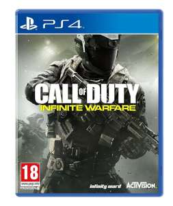 [PS4] Call of Duty: Infinite Warfare - £6.99 (As New) - eBay/Boomerang