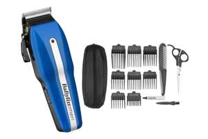 BaByliss for Men Powerlight Pro 15 Piece Clipper Kit now £16.50 @ George Asda