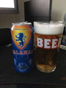 12 high quality lagers for £6.39 at ALDI! (Just 53p per can!)