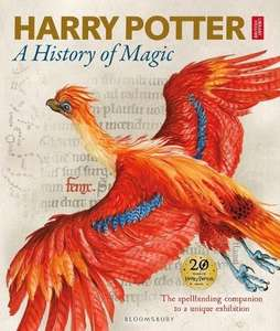 Harry Potter - A History of Magic: The Book of the Exhibition £15 @ Amazon