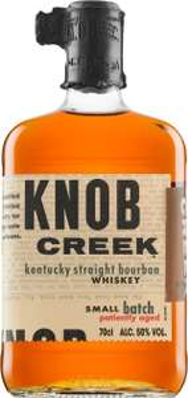 Knob Creek Kentucky straight Bourbon @ Amazon  (Whiskey Whisky)
