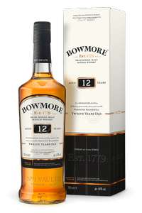 Bowmore 12 year old Single Malt whisky lightning deal @ Amazon