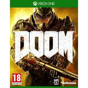 Doom (Xbox One) £9 delivered @ TGC