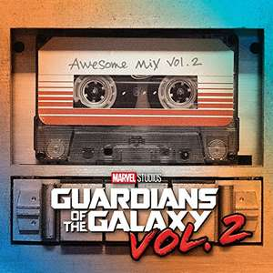 Guardians of the Galaxy Vol 2 CD with autorip from Amazon £5 Prime