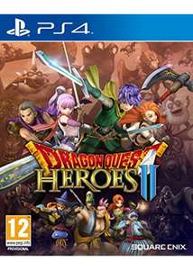 Dragon Quest Heroes II (PS4) £16.85 @ base