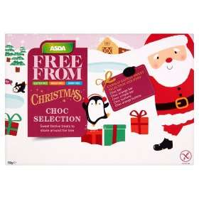 FREE FROM Gluten, Wheat & Dairy Free Chocolate Selection Box  for £2.00 at Asda / Tesco