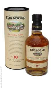 Edradour 10yo Single Malt Whisky @ Amazon - £37.95