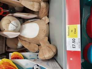 Guess how much I love you Giant Nutbrown Hare - £7.50 instore @ Tesco (Ramsgate)