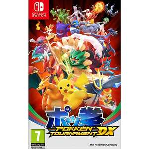 POKKEN TOURNAMENT DX £34.95 @ The Game Collection