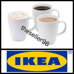Caffe latte or cappuccino ONLY 40p or FREE tea/coffee with IKEA FAMILY membership Mon - Fri