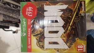 Doom UAC Edition £9.99 instore @ Game Swansea