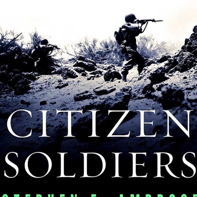 Citizen Soldiers - Stephen E. Ambrose. Kindle Ed. Was £8.99 now 99p @amazon