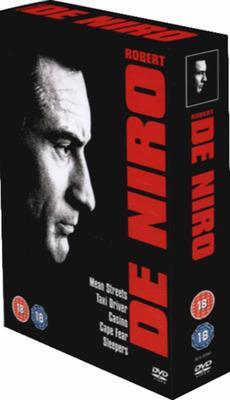 Robert De Niro Collection DVD (2006) - Used - Music Magpie - £3.39 Del