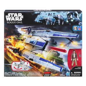 Hasbro Rebel U-Wing £13.49 C+C @ Tesco Direct (sold by The Entertainer)