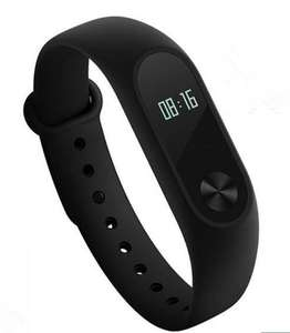 Xiaomi Miband 2 OLED Display Bluetooth Heart Rate Monitor Wristband for £13.99 with code @ Banggood