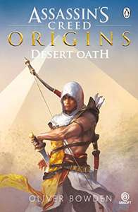 Assassin's Creed: Desert Oath Kindle Edition for 99p Amazon