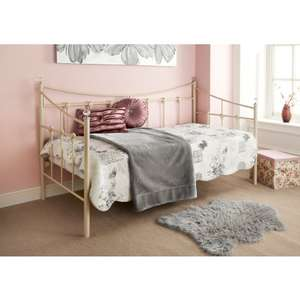 Arabella Day Bed £79.99 instore @ B&M