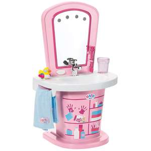 BABY Born Interactive Wash Basin £14.96 + £2.95 postage @ Toys R Us (Free Del wys £29.99)