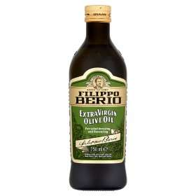 Filippo Berio Extra Virgin Olive Oil 750ml Reduced to £4.00 from £5.90 @ Asda