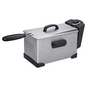 Tesco 3L Pro Deep Fat Fryer - £17 @ Tesco Direct