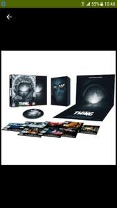 THE THING LIMITED EDITION BLU RAY online at HMV for £19.99