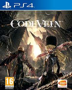Code Vein (PS4 / Xbox1) Pre-Order - £36.99 @ Amazon with Prime