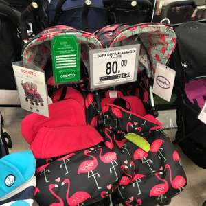 Cosatto Supa Dupa pushchair instore at Toys R Us Oxford for £80