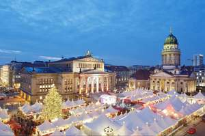Xmas Market break to Berlin for £79 each (£158 total) including flights and 3* hotel @ Expedia