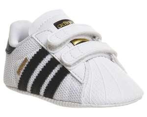 20% Off + Free Delivery on Full Price items  - For eg; Adidas Superstar Baby Shoes now £19.99 @ Office Shoes (upto 70% off sale too)