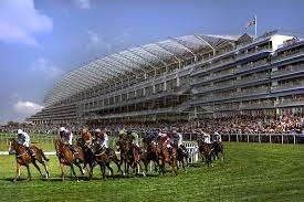 4 Free tickets to Ascot races and Christmas Shopping Village. Friday 24th November 2017.