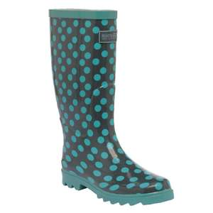 Regatta Lady Libertine Wellies £9.99 delivered using code @ Winfields Outdoors (3 Styles/Colours)