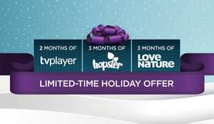 Purchase any Roku Media Player and get £35 of free entertainment - (Roku Express HD Media Streamer £29.99 @ Tesco)