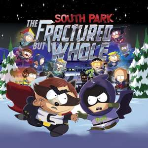 [PS4 and Xbox One] 1 hour trial for South Park The Fractured but Whole