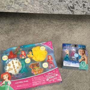Disney princess little kingdom make up collection £3.75 @ The entertainer instore